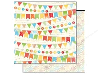 Echo Park 12 x 12 in. Paper Birthday Boy Banner (15 piece)