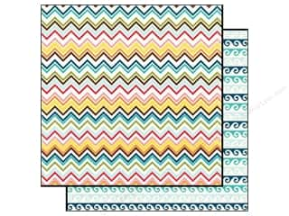 Echo Park Paper 12x12 Sunshine Zig Zag (15 piece)