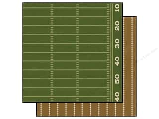 Echo Park Paper 12x12 Touchdown Field (15 piece)