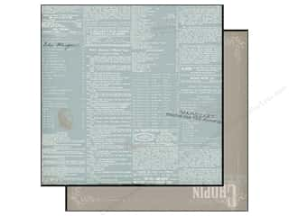 Music & Instruments: Echo Park 12 x 12 in. Paper Melody Of Life Collection Words (15 pieces)