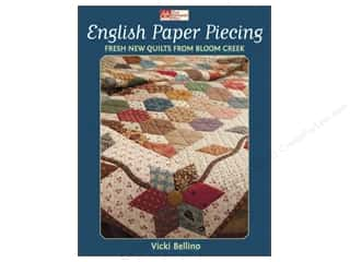 Clearance Jack Dempsey Decorative Hand Towel: English Paper Piecing Book