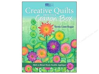 Weekly Specials DecoArt Glass Paint Marker: Creative Quilts From Your Crayon Box Book