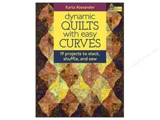 Dynamic Quilts With Easy Curves Book