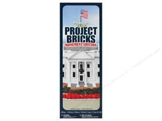 Craft Embellishments Projects & Kits: FloraCraft Styrofoam Kit Styrofoam Project Bricks Monument 285 piece