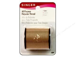 Singer Thread 150yd Camel