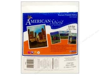 Fairfield American Spirit Batting Premium 45x60