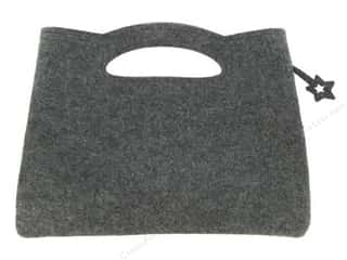 Feltables Fashion Blank Clutch Grey
