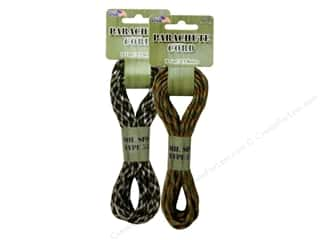 Pepperell 550 Parachute Cord Army Camo Assorted 16 ft.