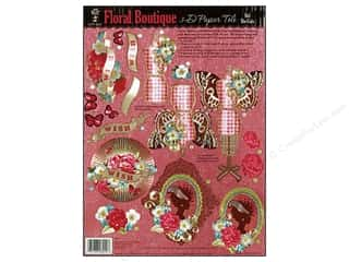 Hot Off The Press Die Cut Papier Tole FlrlBoutique