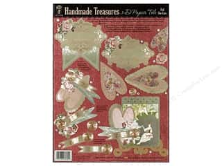 Hot Off The Press Die Cut Papier Tole Treasures