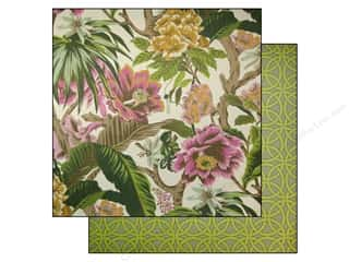 Anna Griffin Paper 12x12 Palmer Big Flower Print (25 piece)