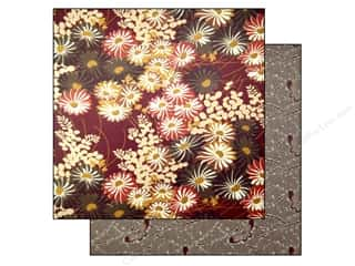 Anna Griffin Paper 12&quot;x 12&quot; Honoka Flower Bunches (25 piece)