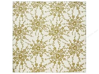 Anna Griffin Note Cards: Anna Griffin 12 x 12 in. Cardstock Honoka Blossom Ivory (25 pieces)