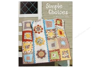 Silver Thimble Quilt Co: Simple Choices Book