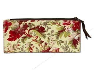 Anna Griffin Pencil Case Fleur Rouge Red