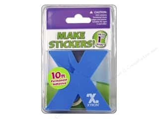 Xyron Sticker Maker Mini Blue