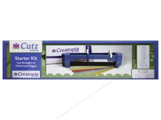 Fall Sale Xyron: Xyron Creatopia Cut Cutz Starter Kit