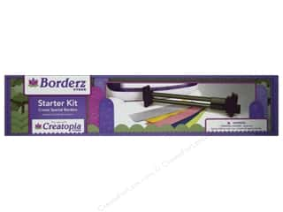 Embossing Aids Clearance Crafts: Xyron Creatopia Embossing Patternz Starter Kit Border