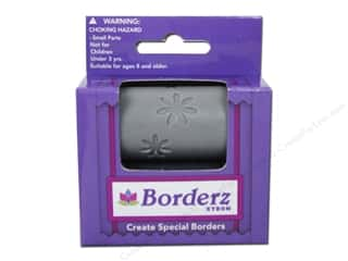 Xyron Creatopia Embossing Patternz Border Daisy 1