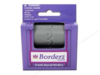 Xyron Creatopia Embossing Patternz Bordr Scallop 1