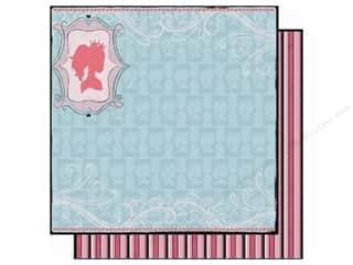 Best Creation 12 x 12 in. Paper Princess Silhouette (25 piece)