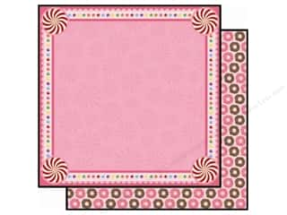 2013 Crafties - Best Adhesive: Best Creation 12 x 12 in. Paper Candy Shop Lollipop Fun (25 piece)