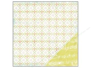 Authentique 12 x 12 in. Paper Delightful Elegant (25 piece)