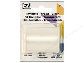 EZ Notions: EZ Invisible Thread 500yd Clear