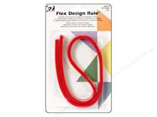 Measuring Tapes / Gauges Scrapbooking & Paper Crafts: EZ Tape Measure Flex Design Rule