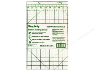 EZ Notions Sewing Construction: Simplicity Pattern Cutting Board 36 x 60 in.