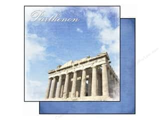 Best Creation 12 x 12 in. Paper Parthenon (25 piece)