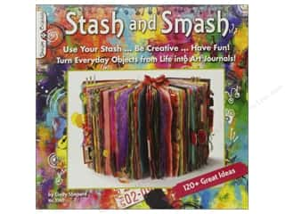 Stash & Smash Art Journals Book