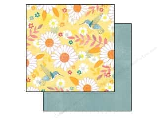 SEI Paper 12x12 Vanilla Sunshine Lemon Breeze (25 piece)