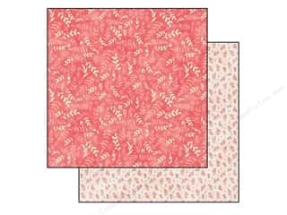 SEI Paper 12x12 Vanilla Sunshine Strawberry Whimsy (25 piece)