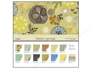 "SEI Assortment Pack 12""x 12"" Desert Spring"