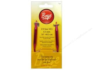 Boye 16&quot; Circular Needles 10.5