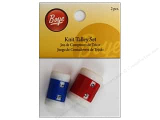 Boye Yarn Accessories Knit Tally Set 2pc