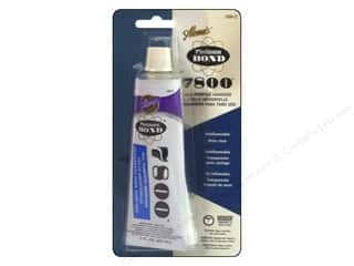 Adhesives: Aleene's 7800 Adhesive 2 oz.