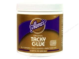 Aleene's Tacky Glue Original 8oz Jar