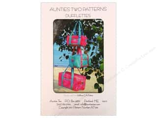 Aunties Two Dufflettes Pattern