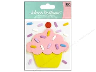 Jolee's Boutique Stickers Confection Fondant Cup Cake