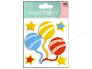 Jolee's Boutique Stickers Confection Fondant Balloons