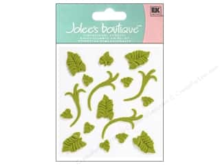 Autumn Leaves $4 - $8: Jolee's Boutique Stickers Confection Icing Leaves Green
