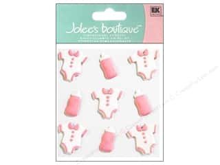 Jolee's Boutique Stickers Icing Icons Baby Girl