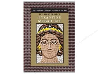 Crafting Kits Chronicle Books: Sterling Kit My Masterpiece Byzantine Mosaic