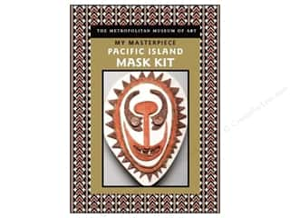Wood Projects & Kits: Sterling Kit My Masterpiece Pacific Island Mask