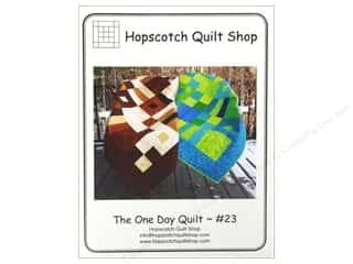 Quilting Patterns: Hopscotch Quilt Shop The One Day Quilt Pattern