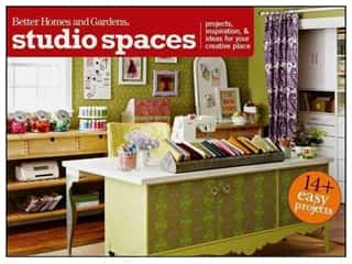 Books & Patterns: Studio Spaces Book