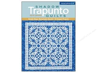 Computer Software / CD / DVD: Shadow Trapunto Quilts Book