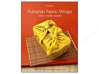 C&T Publishing Furoshiki Fabric Wraps Book